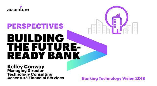 Video Accenture's Banking Technology Vision 2018