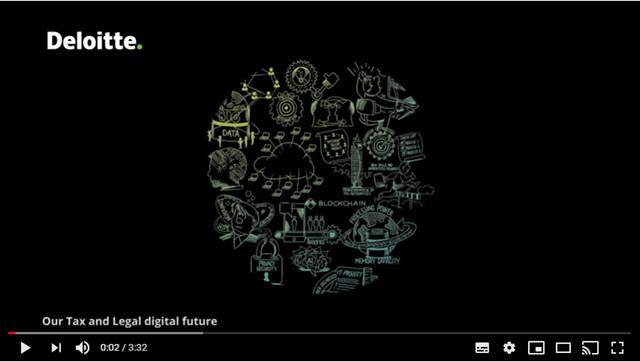 Video Our Tax and Legal Digital Future | Deloitte Tax