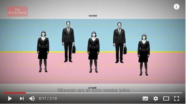 Cover Why are women paid less than men?