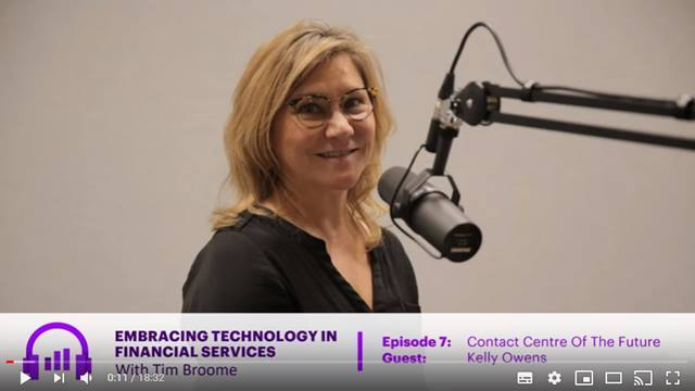 Cover Contact Centre Of The Future - Embracing Technology in Financial Services