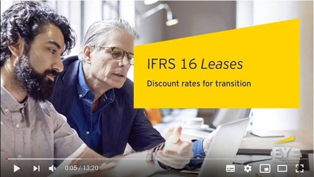 Cover Global IFRS: IFRS 16 Leases – Discount rates for transition