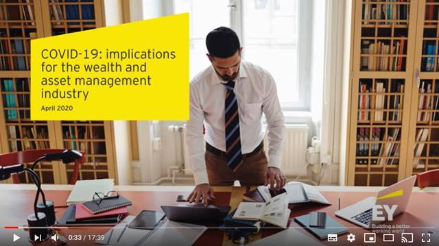 Video COVID-19: implications for the wealth and asset management industry