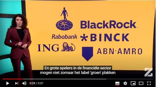 Video Het Anti-greenwashingplan van Brussel