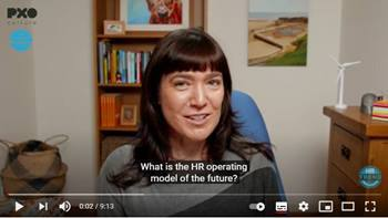 Video The Perfect HR Operating Model