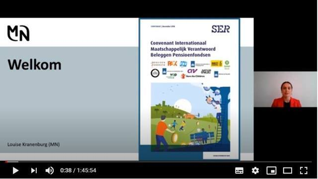 Video IMVB Convenant