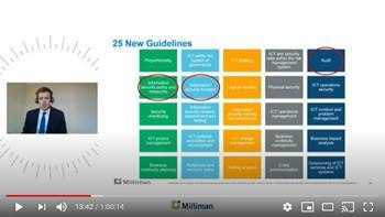 Video Solvency II, COVID-19 implication for ORSA, and key risk indicators
