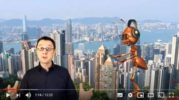 Video Why did China stop Ant Group's IPO? - Pascal's China Lens week 20