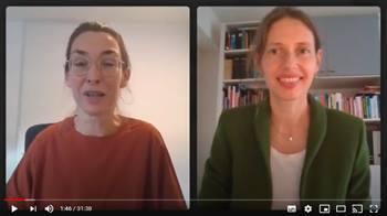 Video Flitswebinar: Een zorgeloze toekomst? Pensioen is daarvoor onmisbaar. Door Marike Knoef (Netspar)