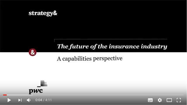 Cover The future of the insurance industry: A capabilities perspective