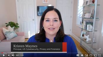 Video PwC's Global Digital Trust Insights 2021 - Cybersecurity comes of age