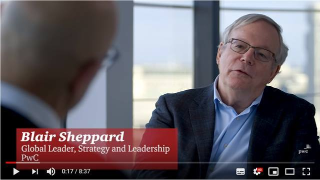 Video Six paradoxes of leadership: strategic executor