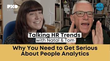 Video Why you need to get serious about people analytics
