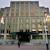 hoofdkantoor Shell