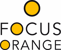 logo Focus Orange