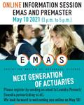 Online Information Session EMAS and Premaster