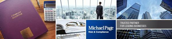 Michael Page Risk & Compliance